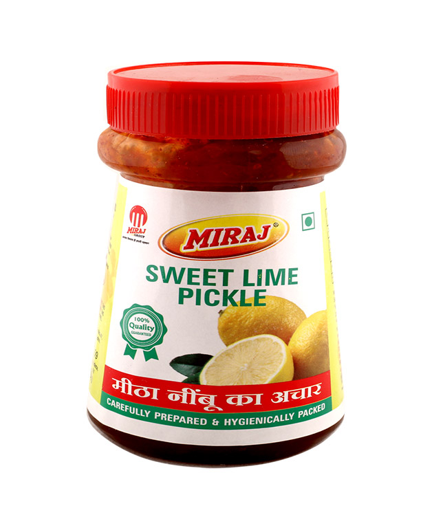 Sweet  Lime  Pickle