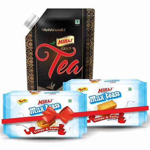 Gold Tea Dana 1KG (Free 2 pkt Milk Toast)-1.6 g