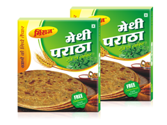 Methi Paratha Combo Pack(2)