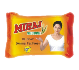 Miraj Suddh Oil Soap