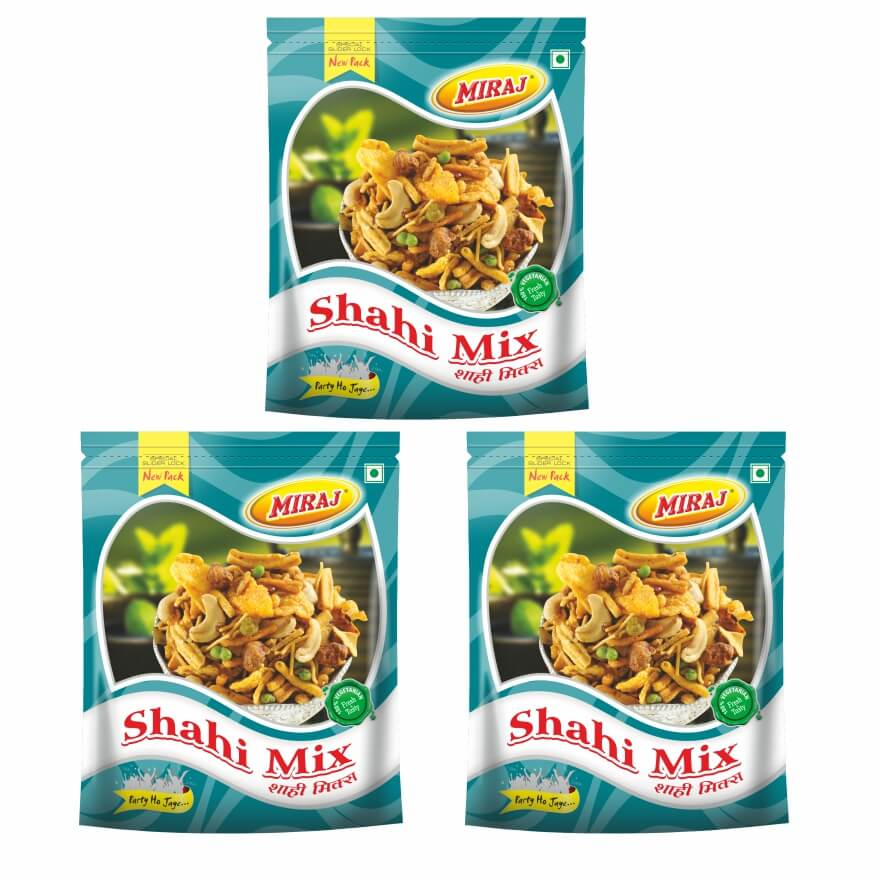 Shahi Mix Combo Pack Of (280g X 3)