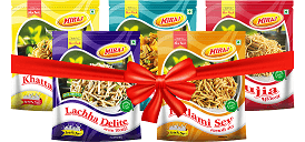 Miraj Namkeen Combo Pack Of 5