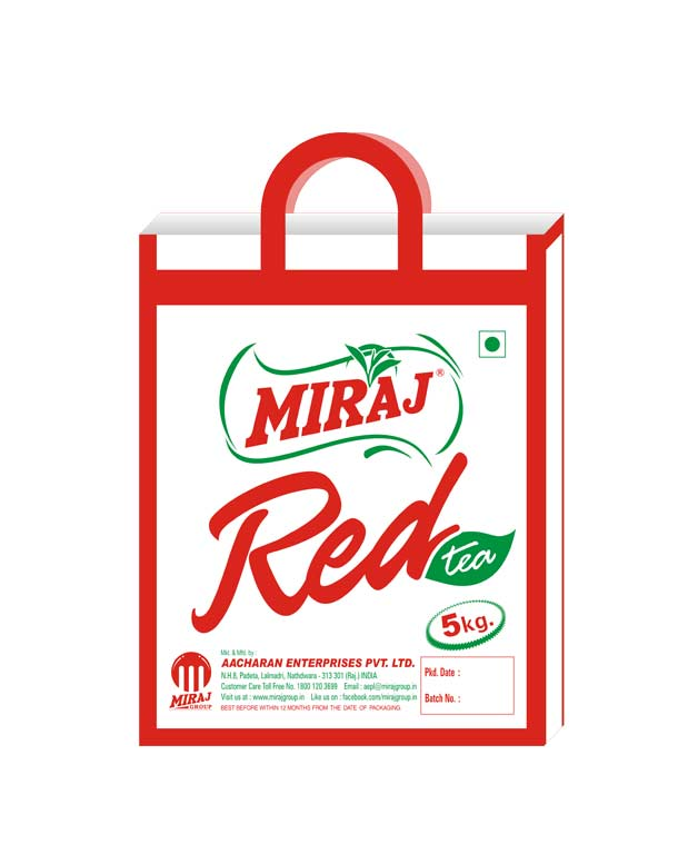 Miraj Red Tea 5kg