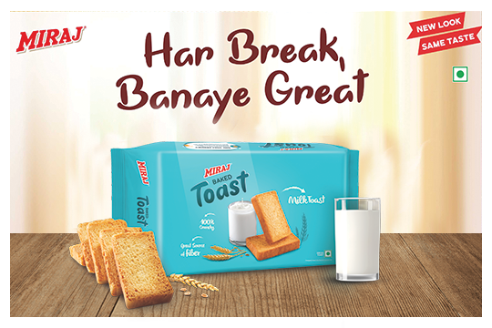 Miraj Milk Toast